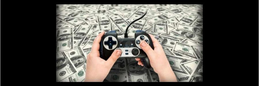 Games! Jogue games valendo dinheiro!
