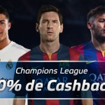 Champions League – Aposte no Betmotion Sports