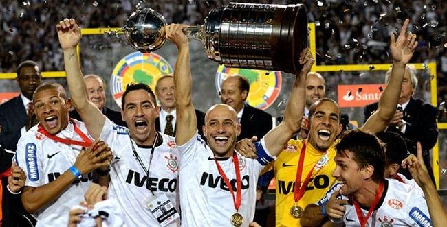 Corinthians na Copa Libertadores