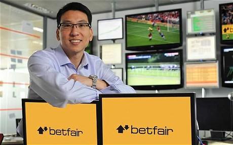 Betfair - Como funciona Betfair