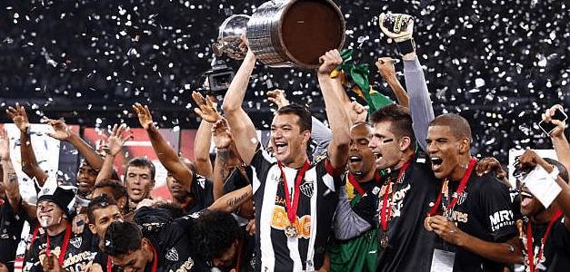 Galo na Copa Libertadores