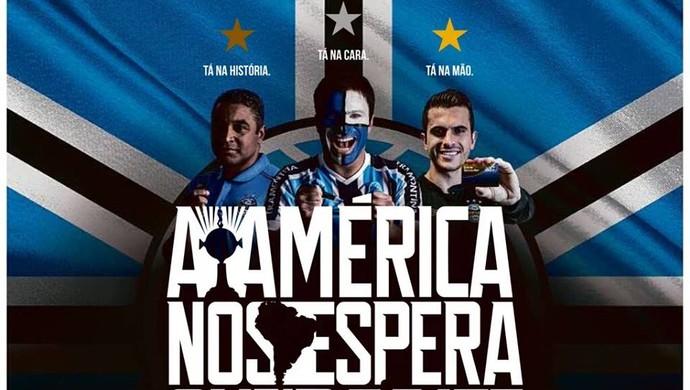 Grêmio na Copa Libertadores