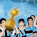Grêmio na Copa Libertadores da América