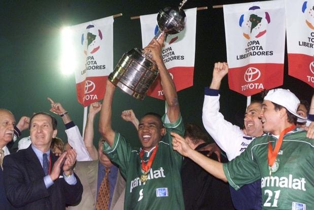 Palmeiras na Copa Libertadores
