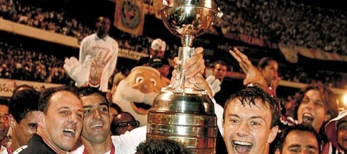 São Paulo na Copa Libertadores da América