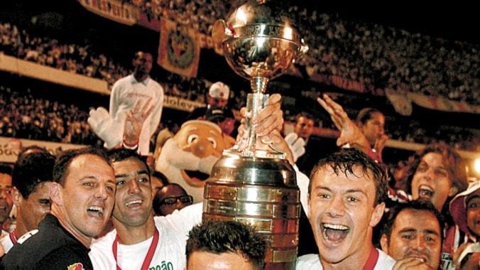 São Paulo na Copa Libertadores
