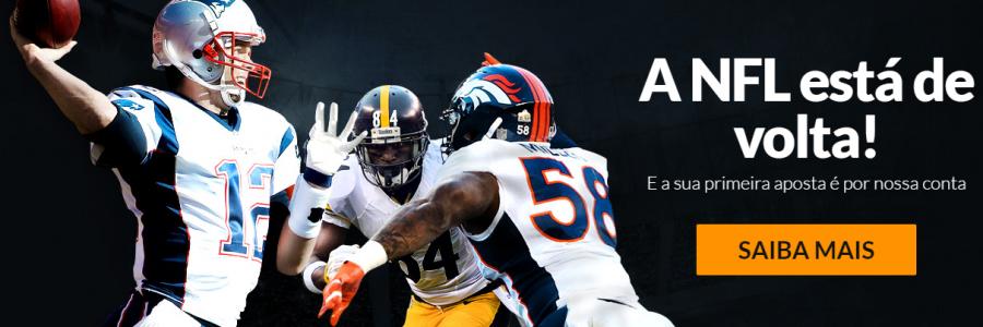 NFL Apostas – Favoritos da Temporada 2016/17 – Qual seu palpite?