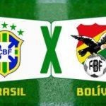 Brasil x Bolívia – Eliminatórias Copa do Mundo