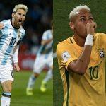 Brasil x Argentina – Eliminatórias Copa do Mundo 2018