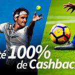 Bumbet – 100% de Cashback