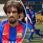 Betfair e Rivaldo surpreende torcedores do FC Barcelona