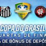 Betmotion oferece bônus para apostar na Copa do Brasil