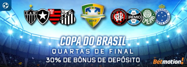 betmotion Copa do Brasil