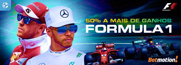 formula 1 betmotion
