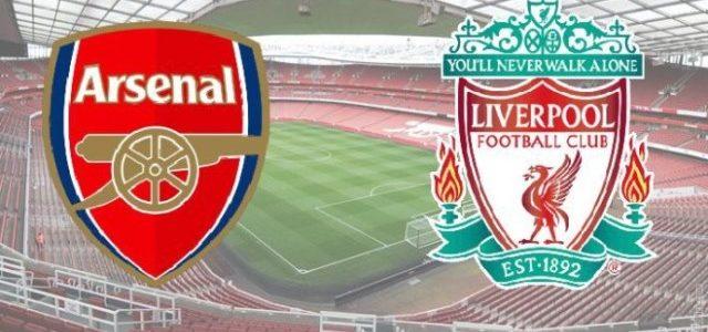 Apostas para Arsenal X Liverpool
