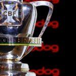 Bodog é o patrocinador oficial da Copa do Brasil de 2018