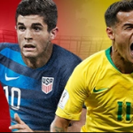 Estados Unidos x Brasil – Amistoso FIFA