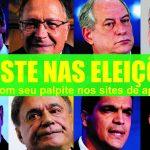 APOSTE NAS ELEIÇÕES: Ganhe dinheiro apostando nas eleições!