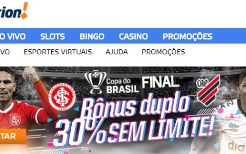 Aposte na final da Copa do Brasil – Inter x Athetico-PR